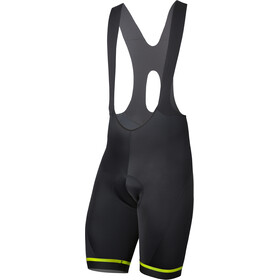 Etxeondo Kom 19 Bib Shorts Men black-yellow